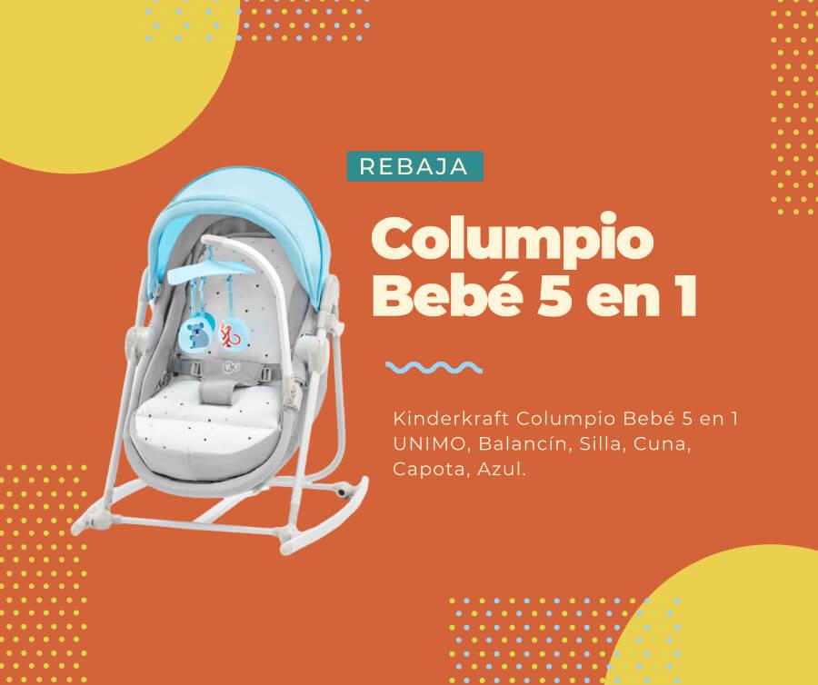 Columpio Bebe Hamaca Kinderkraft